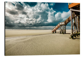 Cuadro de aluminio  North Sea Feeling in Sankt Peter-Ording - Stefan Becker