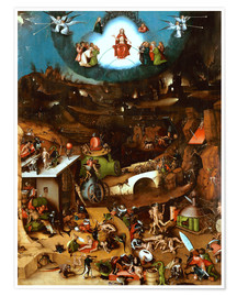 Póster The Last Judgement, midsection