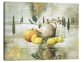 Lienzo  From the South III Variation - Franz Heigl
