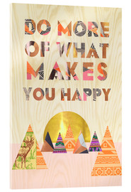 Metacrilato  Do more of what makes you happy - GreenNest