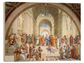 Madera  The School of Athens - Raffael