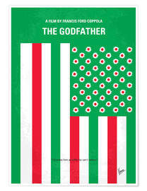 Póster The Godfather