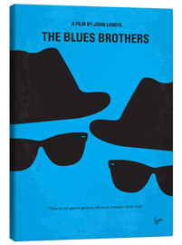 Lienzo  The Blues Brothers - chungkong