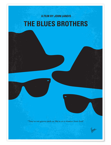 Póster The Blues Brothers