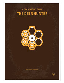 Póster The Deer hunter