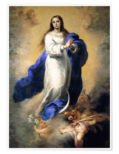 Póster The Immaculate Conception