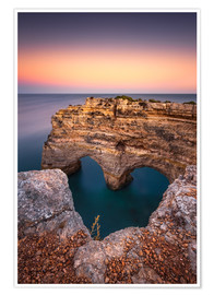 Póster  Heart of the Algarve (Praia da Marinha / Portugal) - Dirk Wiemer