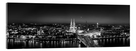Metacrilato  Cologne skyline panorama - rclassen