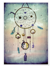 Póster  Dream  Catcher - Sybille Sterk