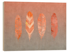 Madera  Feathers - Andrea Haase