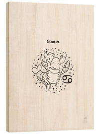 Madera  Cancer - Petit Griffin