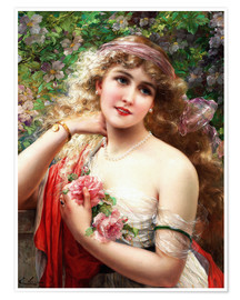 Póster  The Spring - Emile Vernon