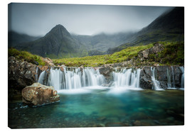 Lienzo  The Fairy Pools, Glen Brittle, Skye, Scotland - Markus Ulrich