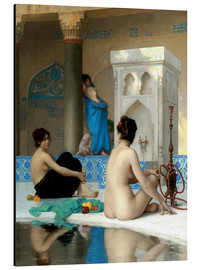 Aluminio-Dibond  After the bath - Jean Leon Gerome
