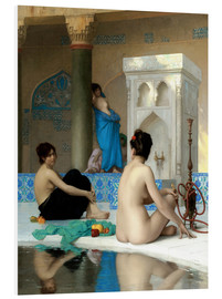 Forex  After the bath - Jean Leon Gerome