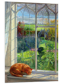 Forex  Cat in the Window, Summer - Timothy Easton