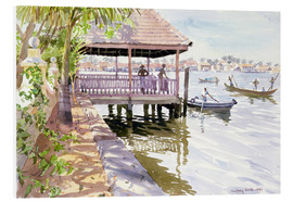 Forex  The Jetty, Cochin - Lucy Willis