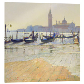 Cuadro de metacrilato  Venice at Dawn - Timothy Easton