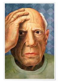 Póster Picasso