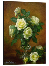 Cuadro de aluminio  Yellow Roses - Albert Williams