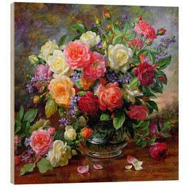 Madera  Roses - The Perfection of Summer - Albert Williams