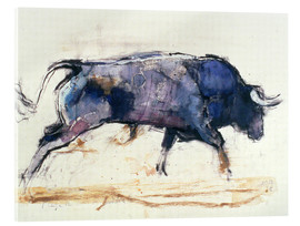 Metacrilato  Galloping bull - Mark Adlington