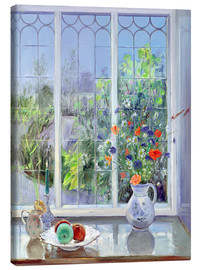 Lienzo  Still life in the window - Timothy Easton