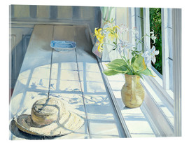 Metacrilato  Still life in front of the window - Timothy Easton