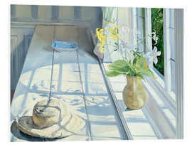 Forex  Still life in front of the window - Timothy Easton