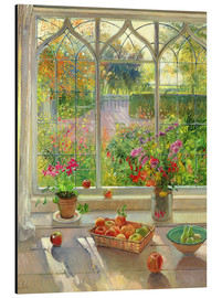Aluminio-Dibond  Overlooking the garden - Timothy Easton