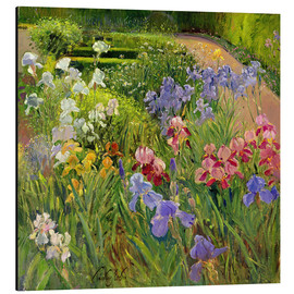 Cuadro de aluminio  flower bed - Timothy Easton