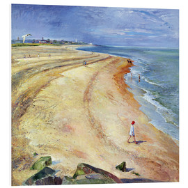Cuadro de PVC  Beach of Southwold - Timothy Easton