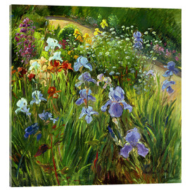 Cuadro de metacrilato  Flower bed - Timothy Easton