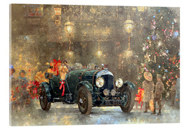 Cuadro de metacrilato  Christmas Bentley - Peter Miller