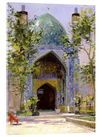 Cuadro de metacrilato  Chanbagh Madrasses, Isfahan - Bob Brown