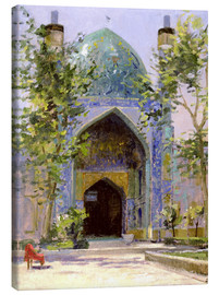 Lienzo  Chanbagh Madrasses, Isfahan - Bob Brown