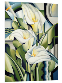 Forex  Cubist lilies - Catherine Abel