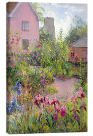 Lienzo  Herb Garden at Noon - Timothy Easton
