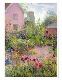 Póster  Herb Garden at Noon - Timothy Easton