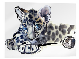 Metacrilato  Little Leopard - Mark Adlington