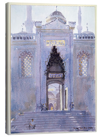 Lienzo  Gateway to The Blue Mosque - Lucy Willis