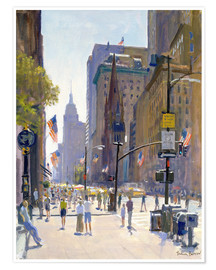 Póster Fifth Avenue