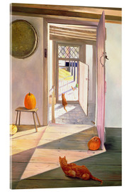 Cuadro de metacrilato  Cats in the house - Timothy Easton