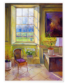 Póster  Still Life Furniture - Timothy Easton