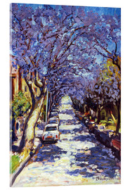 Metacrilato  North Sydney Jacaranda - Ted Blackall