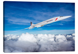 Lienzo  Concorde Supersonic - Paul Heasman