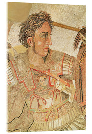Cuadro de metacrilato  Alexander the Great - Roman