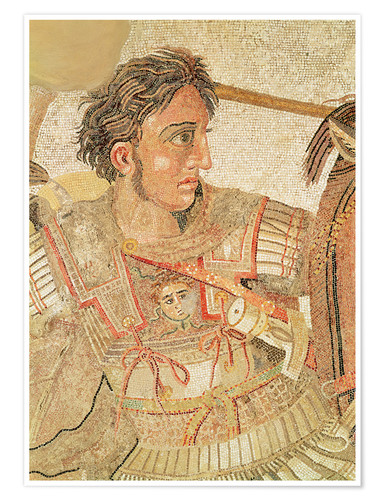 Póster Alexander the Great