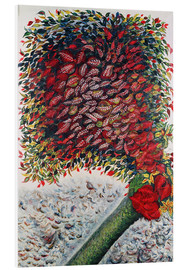 Seraphine Louis - The Red Tree