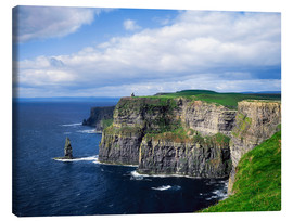 Lienzo  Acantilados de Moher - The Irish Image Collection